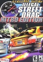 Midnight Outlaw Illegal Street Drag: Nitro Edition